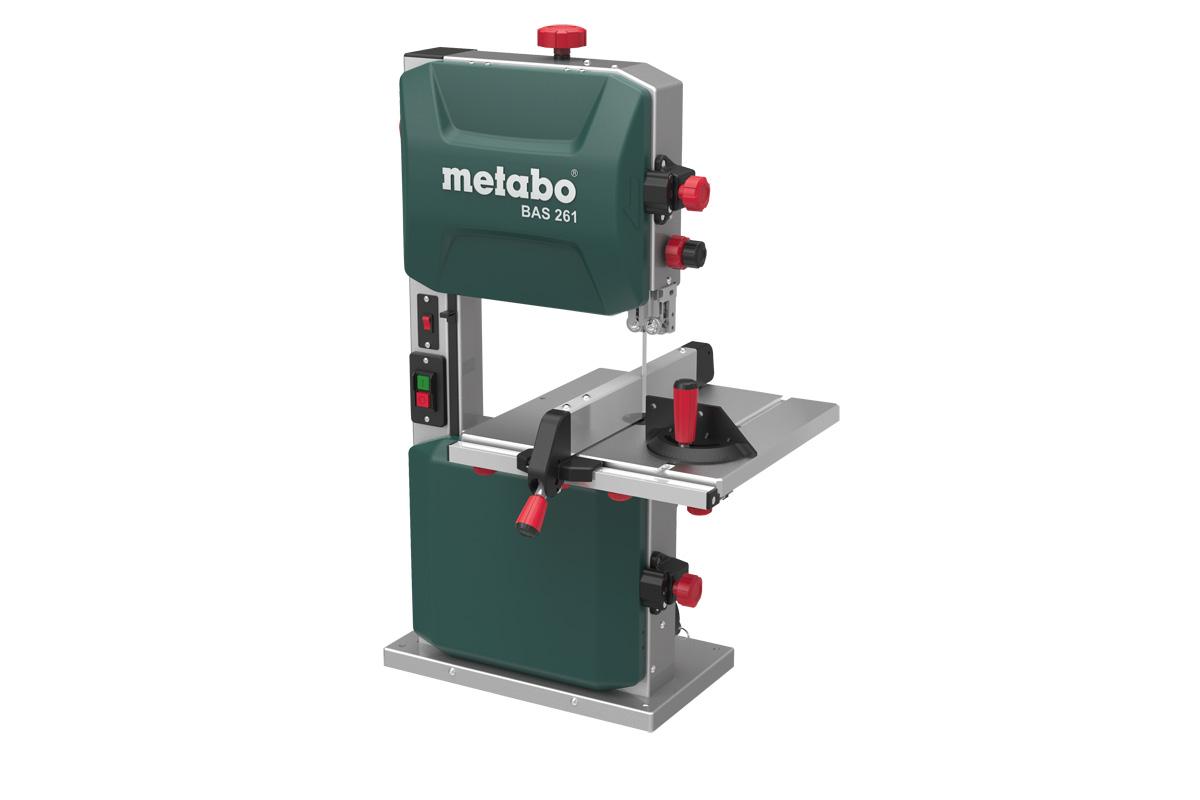 metabo scie a ruban bas 261 precision 400 w. Black Bedroom Furniture Sets. Home Design Ideas