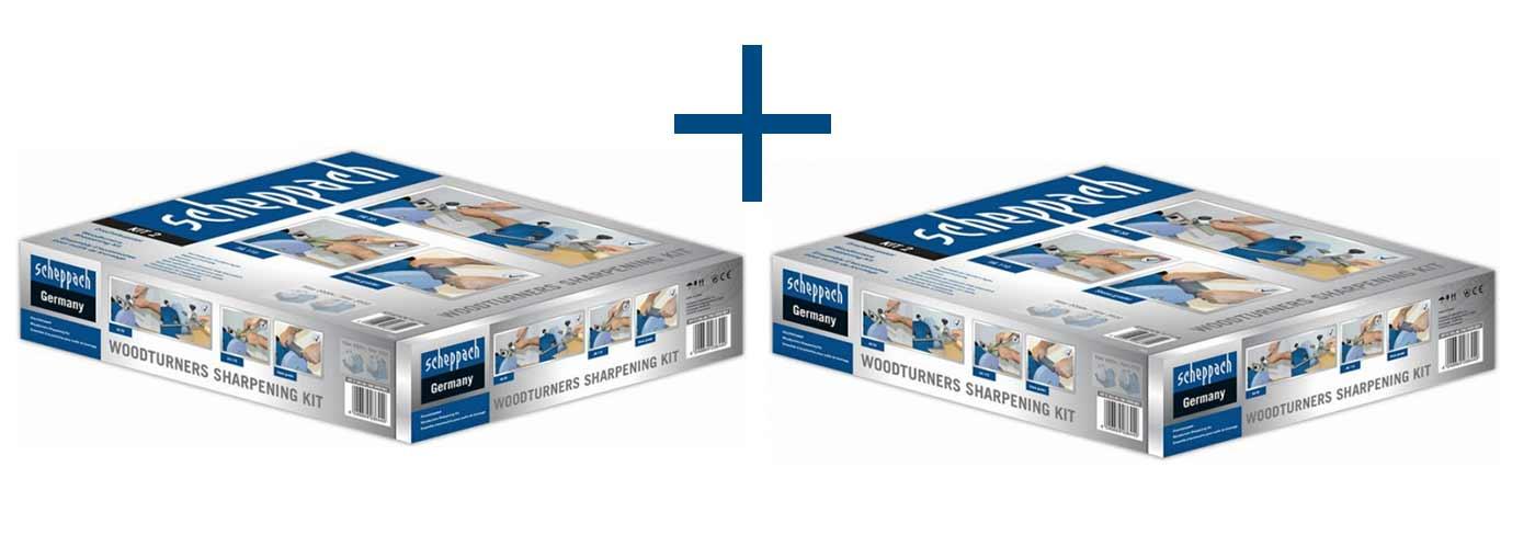 Kit 1 d'outils domestiques 7903200002 et kit 2 d'outils de tournage 7903200001