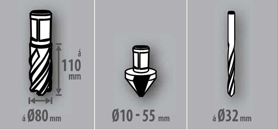 MDA-80Q-capacites-de-percage