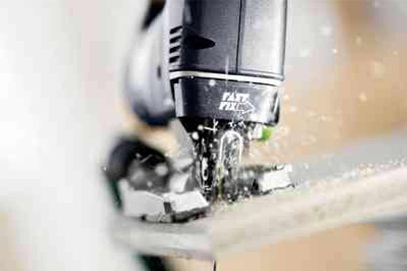 Scie sauteuse Trion PS 300 EQ-Plus Festool