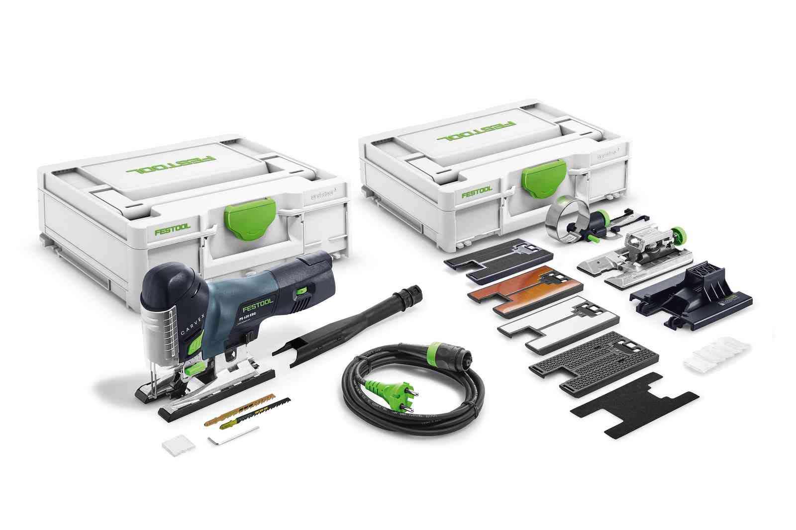 Scie sauteuse PS 420 EBQ-Set Festool