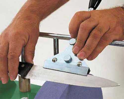 Kit de dispositifs d'affûtage scheppach référence 7903200002
