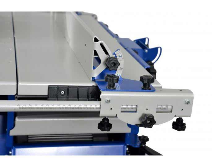 Guide d'angle orientable et coulissable Belmash SDMR 2500