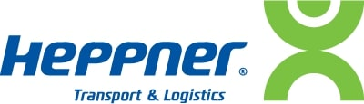 Livraison par les services d'Heppner pour tous les envois de plus de 30 Kg