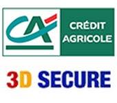 Banque Crédit Agricole - 3D Secure