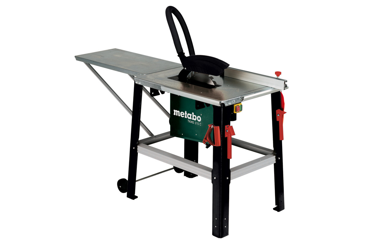 metabo - scie circulaire tkhs 315 c - 2000w
